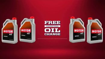Big O Tires July Fourth Spectacular Savings Event TV Spot, 'Buy Three, Get One Free: Oil Change' - Thumbnail 4