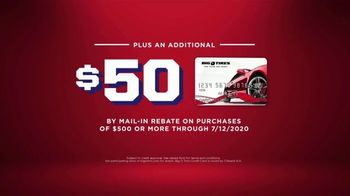 Big O Tires July Fourth Spectacular Savings Event TV Spot, 'Buy Three, Get One Free: Oil Change' - Thumbnail 6