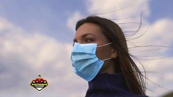 Electroman Face Mask TV Spot, 'Coming Back Stronger'