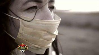Electroman Face Mask TV Spot, 'Coming Back Stronger' - Thumbnail 5