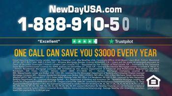 NewDay USA VA Streamline Refi TV Spot, 'Spouses of Veterans: $3000 Per Year' - Thumbnail 8