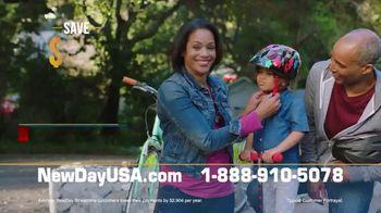 NewDay USA VA Streamline Refi TV Spot, 'Spouses of Veterans: $3000 Per Year'