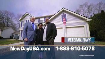 NewDay USA VA Streamline Refi TV Spot, 'Spouses of Veterans: $3000 Per Year' - Thumbnail 4