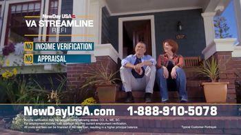 NewDay USA VA Streamline Refi TV Spot, 'Spouses of Veterans: $3000 Per Year' - Thumbnail 6