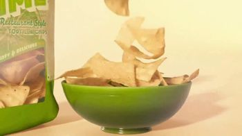 Late July Tortilla Chips Organic Sea Salt & Lime TV Spot, 'Passion and Craft' - Thumbnail 8