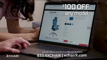X-Chair TV Spot, 'New Normal' - Thumbnail 9