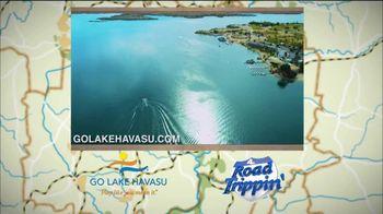 Lake Havasu City Convention & Visitors Bureau TV Spot, 'NBC 4: Road Trippin'' - Thumbnail 6