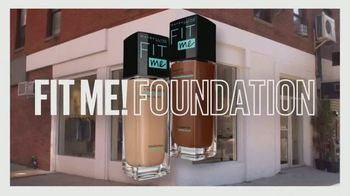 Maybelline New York Fit Me! Foundation TV Spot, 'Most Natural Matte' - Thumbnail 2