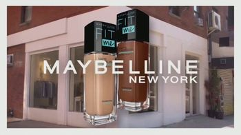 Maybelline New York Fit Me! Foundation TV Spot, 'Most Natural Matte' - Thumbnail 3