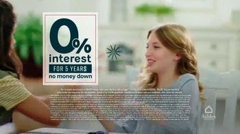 Ashley HomeStore Stars and Stripes Sale TV Spot, 'Zero Percent Financing or 25 Percent Off' - Thumbnail 4
