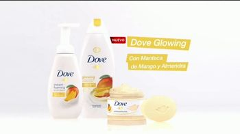 Dove Glowing Shower Collection TV Spot, 'Luminosa y radiante' [Spanish] - Thumbnail 10