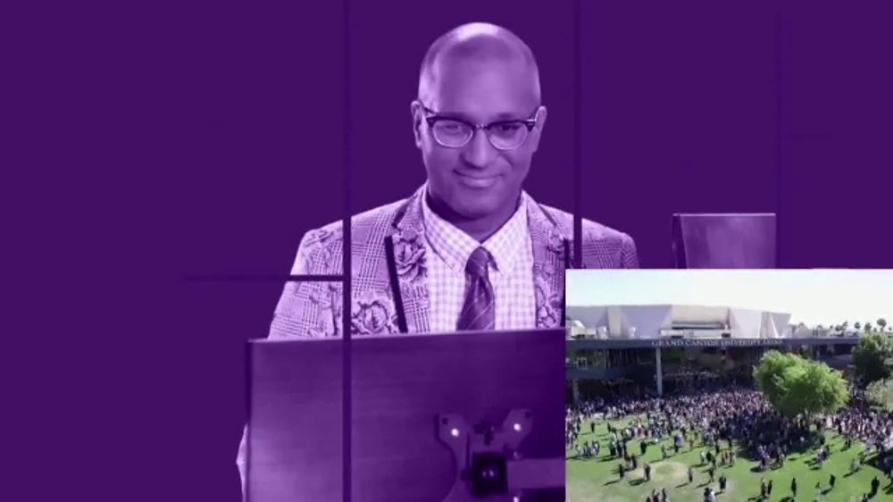 Grand Canyon University TV Commercial, 'Drive Accounting Forward'