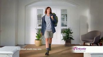 ENTYVIO TV Spot, 'When Your Symptoms Say: Not Today'