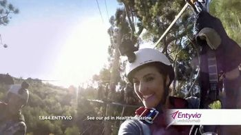 ENTYVIO TV Spot, 'When Your Symptoms Say: Not Today' - Thumbnail 9