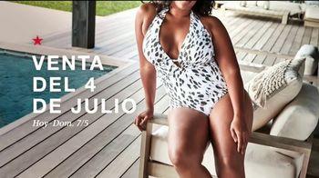 Macy's Venta del 4 de Julio TV Spot, 'Sandalias, toallas y almohadas' [Spanish] - Thumbnail 1