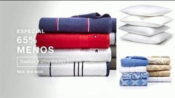 Macy's Venta del 4 de Julio TV Spot, 'Sandalias, toallas y almohadas' [Spanish] - Thumbnail 6