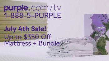 Purple Mattress July 4th Sale TV Spot, 'Try It: $350 Off' - Thumbnail 9