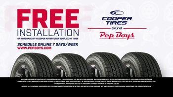 PepBoys TV Spot, 'Doors Continue to Open: Cooper Tires' - Thumbnail 7