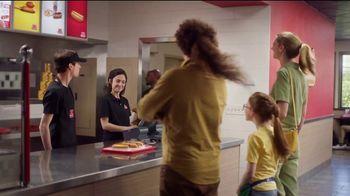 Wienerschnitzel Barbecue Dogs TV Spot, 'Ponytails'