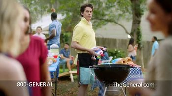 The General TV Spot, 'BBQ Disaster' - Thumbnail 1