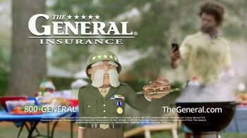 The General TV Spot, 'BBQ Disaster' - Thumbnail 10