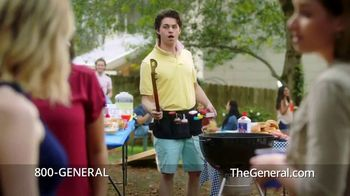 The General TV Spot, 'BBQ Disaster' - Thumbnail 2