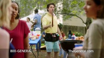 The General TV Spot, 'BBQ Disaster' - Thumbnail 3