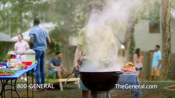 The General TV Spot, 'BBQ Disaster' - Thumbnail 7
