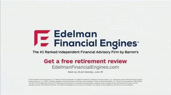 Edelman Financial TV Spot, 'Prepare Ourselves: Free Retirement Review' - Thumbnail 8