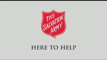 The Salvation Army TV Spot, 'Here to Help' - Thumbnail 9