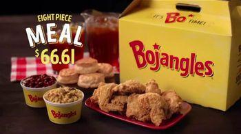 Bojangles' Big Bo Box TV Spot, 'Upside Down' - Thumbnail 4