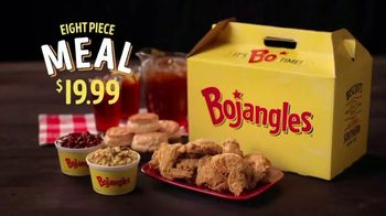 Bojangles' Big Bo Box TV Spot, 'Upside Down'