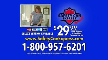Safety Can Express TV Spot, 'Pop the Top' - Thumbnail 10