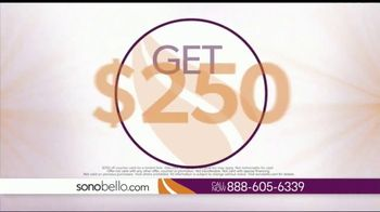 Sono Bello TV Spot, 'Changes: $250 Off' - Thumbnail 9