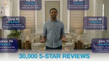 Blinds.com 4th of July Savings Event TV Spot, 'Five-Star Reviews' - Thumbnail 6
