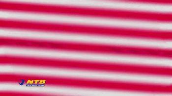 NTB July 4th Super Stack Sales Event TV Spot, 'Buy Two, Get Two'