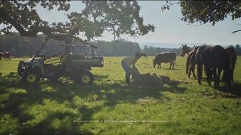 John Deere Gator TV Spot, 'The Land Stays the Same' Song by Linda Draper - Thumbnail 3