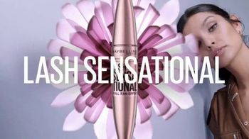 Maybelline New York Lash Sensational TV Spot, 'Soft to Supple: Rose Hip Oil' - Thumbnail 10