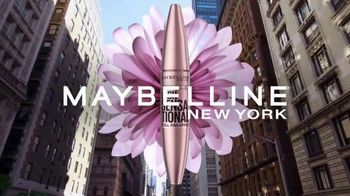 Maybelline New York Lash Sensational TV Spot, 'Soft to Supple: Rose Hip Oil'