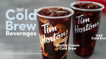 Tim Hortons Cold Brew Beverages TV Spot, 'Perfection Takes Time' - Thumbnail 10