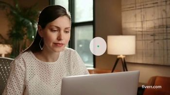Fiverr TV Spot, 'Connect With a Freelancer in Minutes' - Thumbnail 9