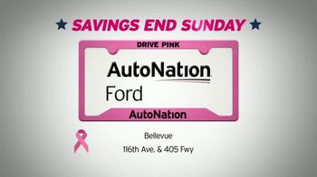 AutoNation Ford July 4th Event TV Spot, 'Freedom From Interest' - Thumbnail 8