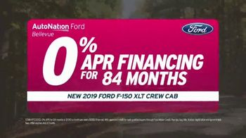AutoNation Ford July 4th Event TV Spot, 'Freedom From Interest' - Thumbnail 4