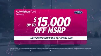 AutoNation Ford July 4th Event TV Spot, 'Freedom From Interest' - Thumbnail 5