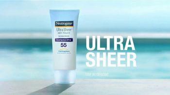 Neutrogena Ultra Sheer Dry-Touch Sunscreen TV Spot, 'Superior Protection' Featuring Jennifer Garner - Thumbnail 3