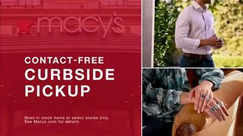 Macy's TV Spot, 'Contact-Free Curbside Pickup' - Thumbnail 6