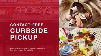 Macy's TV Spot, 'Contact-Free Curbside Pickup' - Thumbnail 7