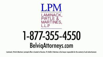 Laminack, Pirtle & Martines LLP TV Spot, 'BELVIQ: Cancer' - Thumbnail 10