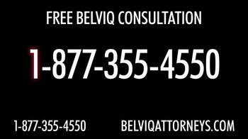 Laminack, Pirtle & Martines LLP TV Spot, 'BELVIQ: Cancer' - Thumbnail 4
