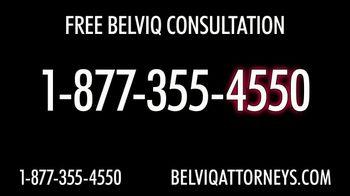 Laminack, Pirtle & Martines LLP TV Spot, 'BELVIQ: Cancer' - Thumbnail 5